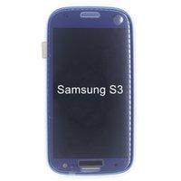 ingrosso samsung s3 lcd t999-Di alta qualità Display LCD 4.8 pollici per sostituzione dello schermo Assembly digitale dello schermo di Samsung Galaxy S3 i9300 di tocco i9305 i535 i747 T999
