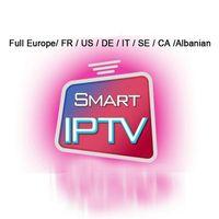 ingrosso migliori scatole iptv-Miglior abbonamento globale Iptv per l'arabo IPTV Francia Regno Unito Italia Germania Abonnement Iptv Support M3U Mag Box Smart TV