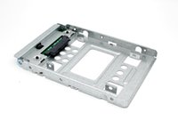 Wholesale ssd hdd caddy adapter resale online - 654540 quot SSD to quot SATA Hard Disk Drive HDD Adapter CADDY TRAY CAGE Hot Swap Plug