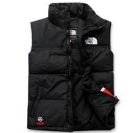 mens şık ceketleri toptan satış-Yelek Erkekler Yeni Şık Sonbahar Kış Sıcak Kolsuz Ceket Yelek erkek Yelek Moda Rahat Mont Erkek Rüzgar Geçirmez Ceketler