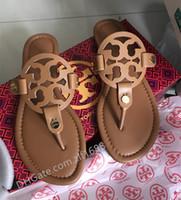 Wholesale sandals bohemians summer for sale - Group buy Luxury Designers Women Sandals Flip Flops Summer Flat Shoes Woman Bohemian Sandals Ladies Vacation Beach Sandales Femme v