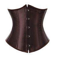 ingrosso rosso corsetto nero burlesque-corsetto underbust plus size sexy bodyshaper costumi bustier corsetti cincher donna burlesque corselet rosso nero blu rosa