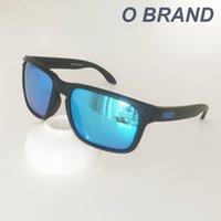 holbrook sonnenbrille polarisieren großhandel-2019 holbrook o marke Mens Design Mode Sonnenbrille Rahmen Polarisierte Linse NEW9102 New Outdoor Brille Freies Verschiffen Mit Original box 879