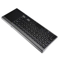 Wholesale usb keypad for laptop resale online - Thin GHz USB Wireless Mini Keyboard with Number Touchpad Numeric Keypad for Android windows Tablet Desktop Laptop PC Smart TV