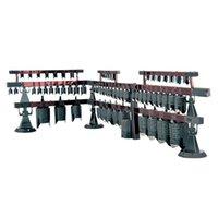 ingrosso puzzle di campana-110 pz / set 3D Metal Puzzle - DIY Bianzhong Campanello di carillon Storia Strumento musicale Modello Assemblare Model Kit Jigsaw Building Toy