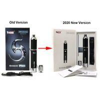 Authentic Yocan Evolve Plus Kit 1100mAh Battery Quartz Dual Coil QDC E Cigarette Kits Vape Pen All 6 Colors In stock