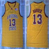 Wholesale sport logos resale online - NCAA Sports outdoor Embroidery stitched jersey university Stitching hot sale cheap size logo