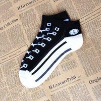 южнокорейские носки оптовых-5 цвет весны новые носки южнокорейская версия женские и мужские случайные петухи мужские носки лодки хлопчатобумажные пары короткие носки