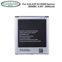 Wholesale mobile phone s4 battery for sale - Group buy B600BC Battery li ion for Samsung GALAXY S4 I9500 I9502 i9295 GT I9505 I9506 I9508 I959 i337 i545 i959 batteries Mobile phone