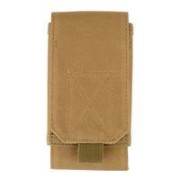 taktisches handy großhandel-NEUE Universal Outdoor Army Tactical Bag Handy Gürtelschlaufe Haken Tasche Holster