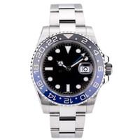 tipo homens venda por atacado-Relógio de luxo de lazer dos homens Greenwich II série 2813 Automático de Máquinas Automáticas Relógio À Prova D 'Água tipo Rotativo Palavra círculo marca Relógio de Pulso
