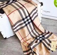 Wholesale modal scarves for sale - Group buy Top designer silk scarf brand scarf ladies soft super long luxury scarf shawl spring fashion printed scarves