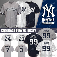 quality design d9661 fc48c Wholesale Yankees Majestic Jerseys for Resale - Group Buy ...