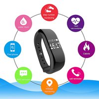 Wholesale calorie counters watch for sale - Group buy Waterproof Pedometer Fitness Calorie Monitor Sleep Monitoring Running Sport Step Counter Gym Wristband Watch for Adult Children