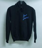логотип стиля m оптовых-Хип-хоп Мужские толстовки SAINT с капюшоном и свитером с логотипом Lauren Street Style Спортивный пуловер