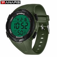 Wholesale g watch military resale online - PANARS Men s Watches New Arrival Luxury Wrist Watch Military Sports Watch G Fitness Shock Waterproof LED Digital For Male Clock