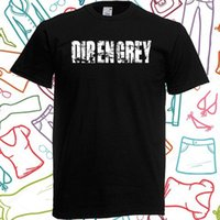 ingrosso ventilatori giapponesi del metallo-New Dir En Grey Metal Band giapponese T-Shirt giacca a vento per il bestiame Pug tshirt Trump sudore sporter t-shirt fan pantaloni maglietta