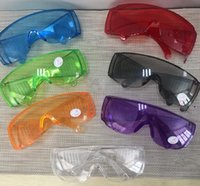 Wholesale glasses protect for sale - Group buy Protective Glasses Anti Dust Proof Protection Goggles Eyewear Eye Glass Work Protect Safety Glasses Eye Protection for adult KKA7782