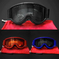 Wholesale skiing goggles glasses resale online - Sup Brand Skiing Goggles Double Deck Cylinder Anti Fogging Ski Goggle Large Lenses Glass Hot Selling With Different Color hg J1