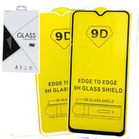 Wholesale tempered glass samsung galaxy a5 resale online - Full Cover D D Tempered Glass Screen Protector AB Glue Edge to Edge FOR Samsung Galaxy J8 J7 PRIME J7 Duo A3 A5 A7