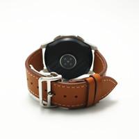 banda de reloj huawei al por mayor-Más reciente banda de hebilla plegable para Samsung Galaxy Watch 46mm Gear S3 clásico Frontier Huawei GT Watch Huami Amazfit Watchbands