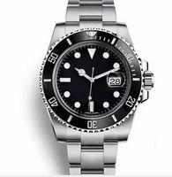 Wholesale reloj water resistant for sale - AAA Men Luxury Watches Men Luxury Brand Steel Stainless Brand Luxury Mechanical Watch Sport Wristwatch reloj de pulsera M Waterproof
