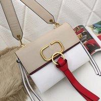 ingrosso borse di lusso-2019 marchio di moda di lusso borse di design di alta qualità in vera pelle borsa classica borsa di marca designer borsa a tracolla