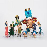 erkek çocuk moda bebek oyuncakları toptan satış-Anime One Piece Dekorasyon Bebek Hasır Şapka Legion Sevimli Küçük Ince Model Oyuncak Erkek Ve Kız Moda Doğum Günü Hediyesi 54 5tf I1