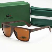 ingrosso occhiali aviatore per le donne-Vendita calda Aviator Ray Occhiali da sole vintage Pilot Brand Occhiali da sole Band Polarized UV400 Bans Uomo Donna Occhiali da sole Wayfarer