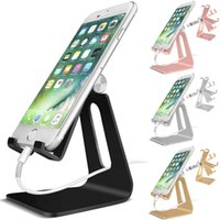 Wholesale tablet docks for sale – best Adjustable Cell Phone Tablet Switch Stand Aluminum Desk Table Holder Cradle Dock For Huawei iPhone Samsung