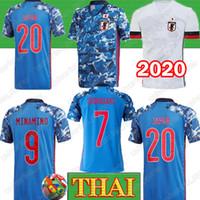 Wholesale jersey japan resale online - Thai Japan home soccer jersey national team ATOM KAGAWA ENDO OKAZAKI NAGATOMO HASEBE KAMAMOTO Adult man kit football Shirt