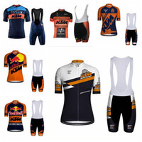 Ropa Ciclismo 2019 Summer Pro Team KTM Cycling Clothing Cycling Jerseys Set  quick dry Short Sleeves racing Bike Clothes Sportswear K012220 16f4a20c3