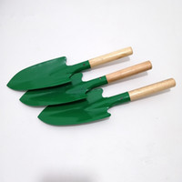 Wholesale tools for gardens for sale - Group buy Garden Tools Shovel Metal with Sturdy Wooden Handle Safe Gardening Tools Trowel Shovel for WomenTeens Men