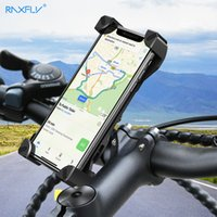 Wholesale extended car phone holder online – Universal Bicycle Mobile Phone Stand Holders Cellphone Support Clip Car Bike Mount Flexible Phone Holder Extend For iPhone X XS X Max XR FRE