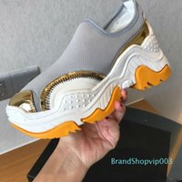 Wholesale shoe lazy styles resale online - Autumn new style thick bottom stretch shoes casual shoes Women leisure01 comfortable breathable lazy shoes sneakers