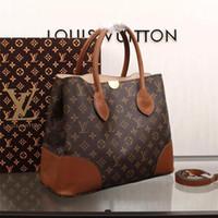 einzigartige mode handtaschen großhandel-Umhängetaschen Handtasche Designer Mode Frauen Boston Luxus Handtaschen Damen Umhängetasche Tragetaschen Leder Manuelle Einzigartige Beliebte Taschen