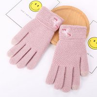 Women Pu Warm Gloves Fashion Winter Warm Soft Mittens Leather Touch Screen Gloves For Outdoor Activities San0 Apparel Accessories