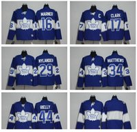 Wholesale toronto maple leafs centennial classic jersey resale online - 100th Anniversary Toronto Maple Leafs Centennial Classic Jerseys Auston Matthews Mitchell Marner William Nylander Rielly