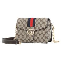 46fe956603ad chain bags fashion UK - Free Shipping Designer Womens Shoulder Bag Fashion  Leather Chain Bag Women