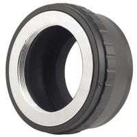 объектив m42 оптовых-Камера M42 винт объектива для высокой точности M42 FX адаптер объектива x-t10 x-a2 x-t1 x-a1 x-e2 x-m1 x-e1 x-pro1