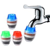 Home Tool Activated Carbon Tap Water Water Purifier Use For Kitchen Faucet  Tap Water Filter Free