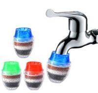 ingrosso rubinetto usato-Uso domestico del depuratore di acqua dell'acqua del rubinetto attivato carbone della casa per il filtro dall'acqua di rubinetto del rubinetto della cucina liberamente