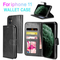 Wholesale lg stylo wallet case online – custom Wallet Case for iPhone PRO MAX PU Leather Credit Card Cases for iPhone XS XR XS MAX S7 EDGE LG Stylo LG V5 j7 G5308 Note