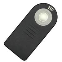 ingrosso remoto dslr-Telecomando IR a infrarossi senza fili per Canon KISS X5 X4 X3 X2 DX DN 5DMKii 7D 60D DSLR Camera
