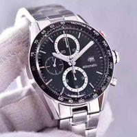 modelo 21 venda por atacado-Relógio de luxo homens TAG CALLBRE 16 44mm máquinas automáticas de trabalho de discagem pequena de aço inoxidável sem tempo da bateria relógio modelo relógio relógios 21