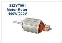 ingrosso spazzole micromotore-550w400w dc brush Motor Rotor 220v110v CJ0618 / 83ZYT001 / 83ZYT002 / 83ZYT007 Micro motore tornio Rotore