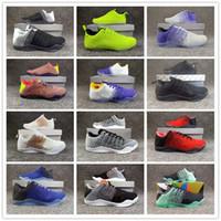 ingrosso kobe xi-2018 Hot 12 colori Kobe 11 XI Elite BHM Eulogy Nero Cemento scarpe da basket per KB 11s Mens di alta qualità formatori Sneakers Size40-46