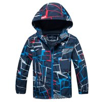 Wholesale clothing for 11 years resale online - Kids Coat Autumn Winter Boys Jacket for Boys Children Clothing Hooded Outerwear Baby Boy Clothes Years
