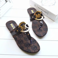 Wholesale floor mopping shoes slippers for sale - Group buy 2019Summer sandals shorts beach slide fashion wear slippers ladies flat shoes and