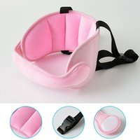 Wholesale baby stroller safety belts for sale - Group buy 1Pc Baby Child Head Support Stroller Buggy Pram Neck Pillow Car Seat Belt Sleep Safety Strap